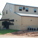 One Technomad Berlin blankets the campus of Big Country Baptist Assembly