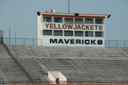 Covenant Communications exclusively installs Technomad for Alvin School District athletic fields, including Yellowjackets Stadium at Alvin High School