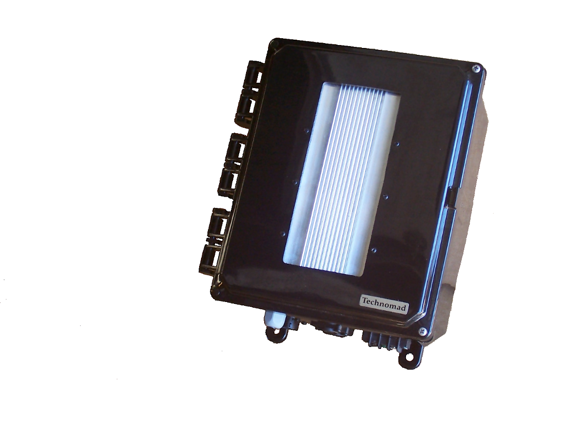 The PowerChiton outdoor amplifier series now includes the BreakOut Box series, offering local audio control, playback and storage in a highly protective enclosure