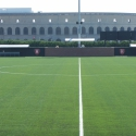 Two Nohos cover the new soccer field at Harvard University