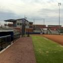 MTSU Blue Raiders Softball Field Press Box Right Field View