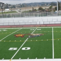 San Lorenzo High School sought a versatile, great-sounding solution that covered the entire stadium and could remain outdoors year-round and remain durable against the inclement Bay Area weather
