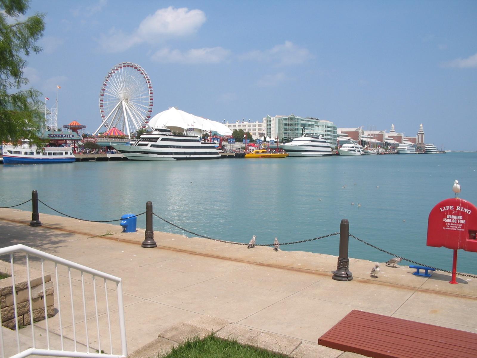 shoreline-pier
