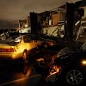 Union University Tornado Damage