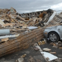 Union University Campus Damage. Photo by Kristen Nicole Sayres.