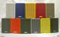 Loudspeaker Available Colors