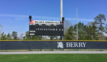 Technomad Berry College Scoreboard  – 06